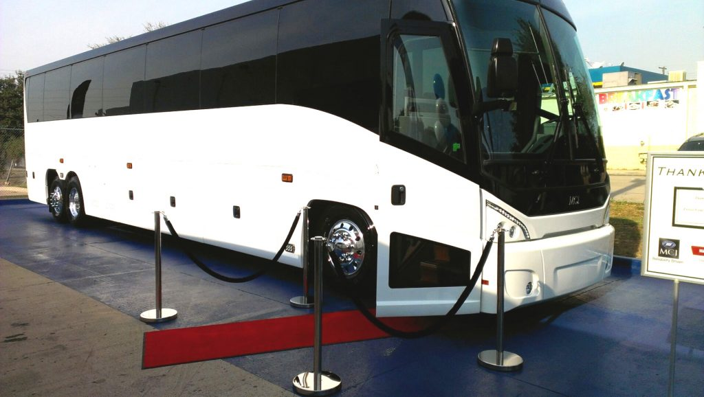 Buses – Frisco Coachline